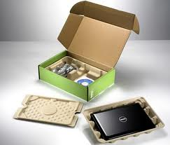 Dell sustainable packaging