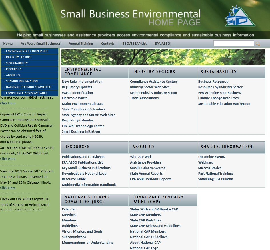 SBA Resources